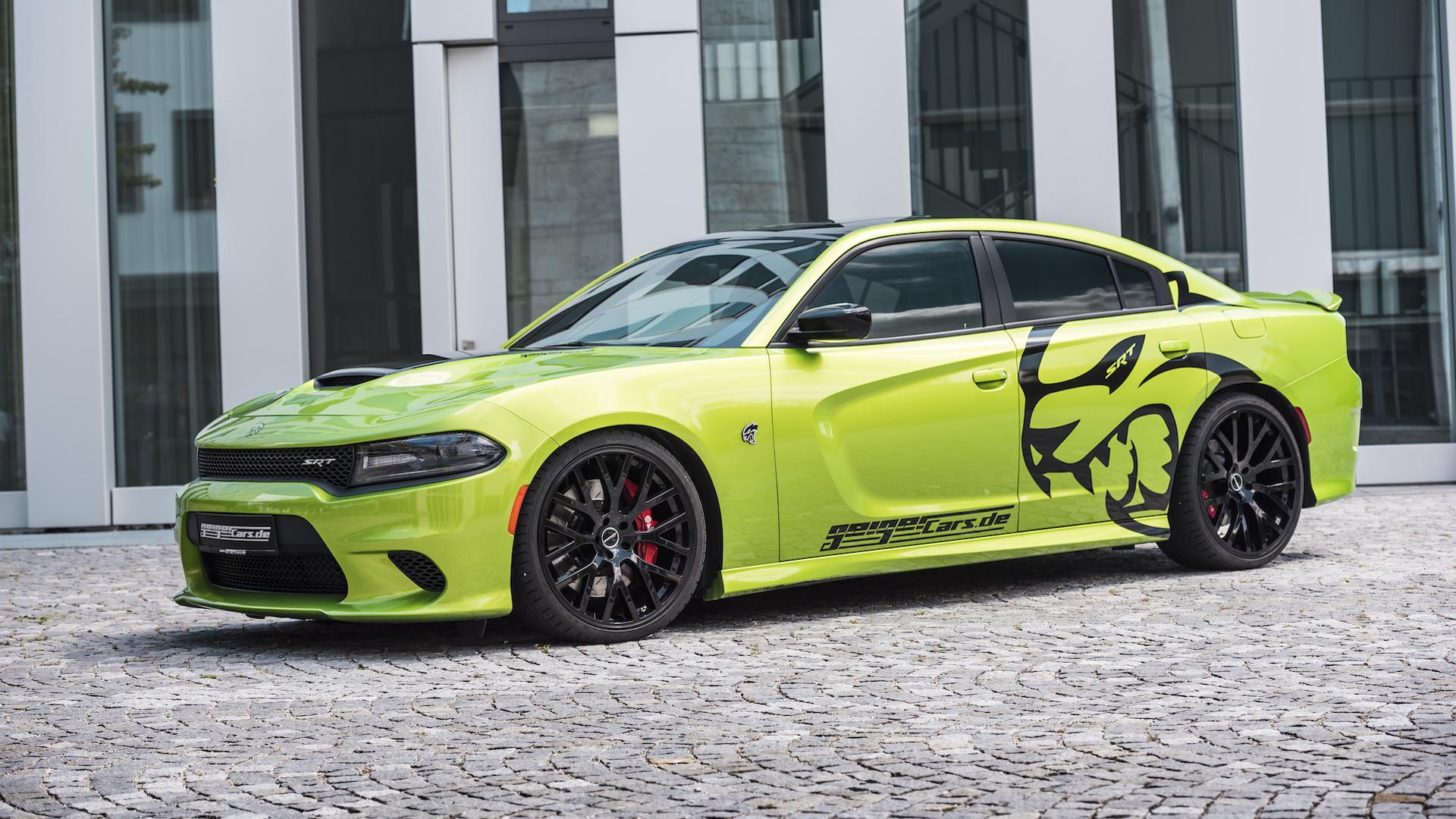 Charger Srt Hellcat >> German Tuned Dodge Charger Srt Hellcat Unleashes 782 Horsepower