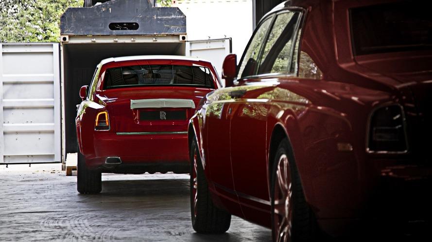 Rolls-Royce Phantom Rouge Macao