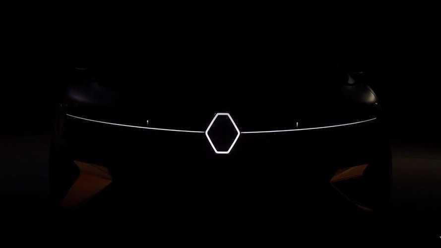 Renault подразнил двумя электрическими кроссоверами