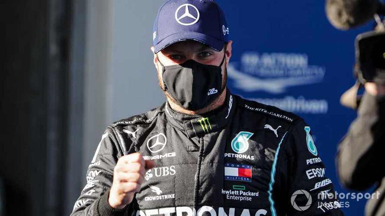 Valtteri Bottas at Eifel GP 2020