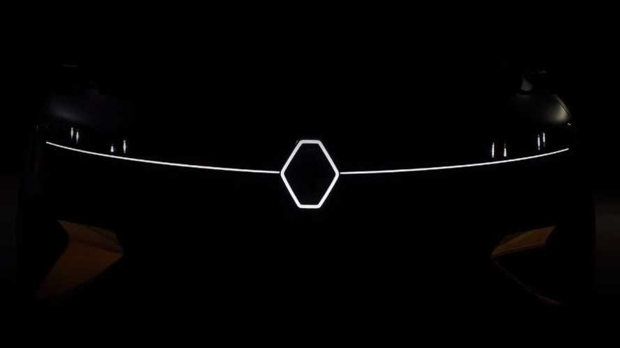 VIDÉO - Le showcar électrique de Renault se présente