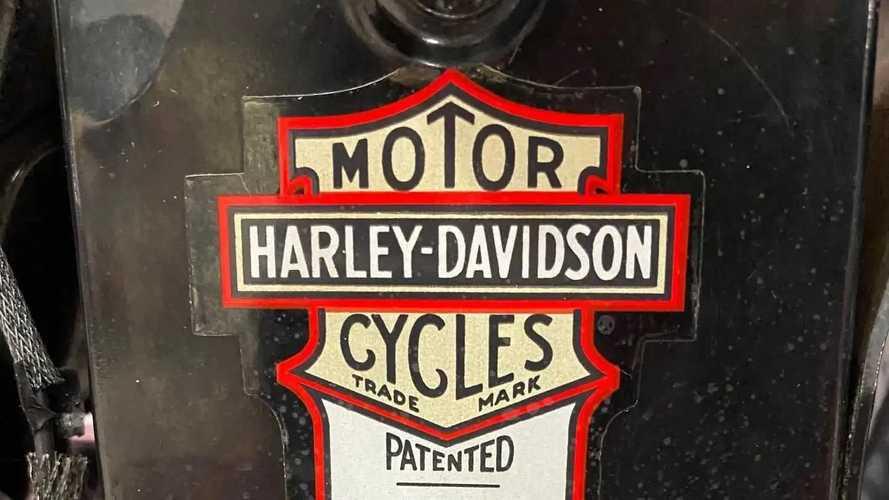 1934 Harley-Davidson VD