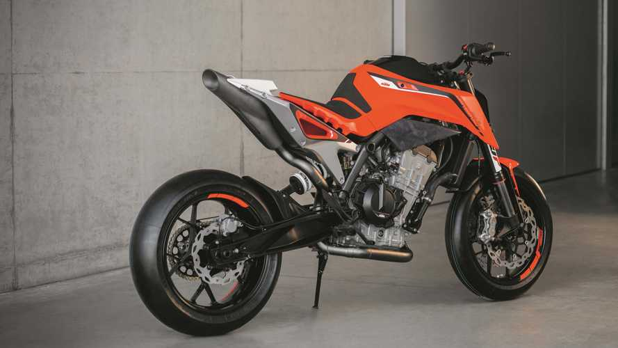 Could The KTM 490 Duke Come In 2022?