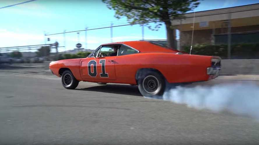 True Color Of The General Lee Discovered After All These Years