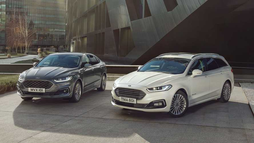 Avrupalı Ford Mondeo, benzinli ve dizel seçeneklere veda ediyor