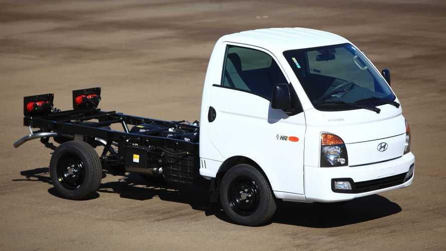 Hyundai CAOA: caminhões HR e HD80 fecham 2020 com vendas em alta
