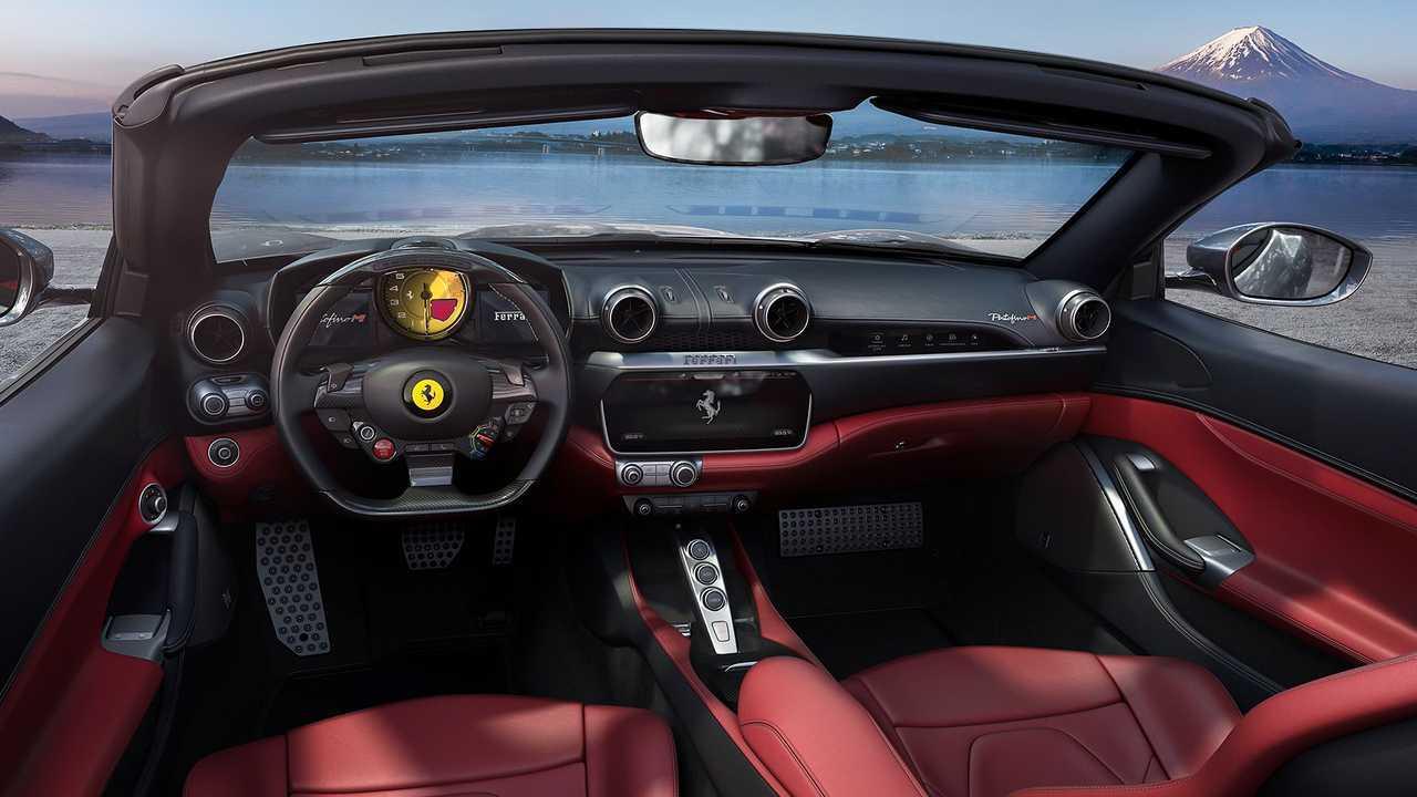 Ferrari Portofino M 2020 Mehr Leistung Und Schnellere Automatik
