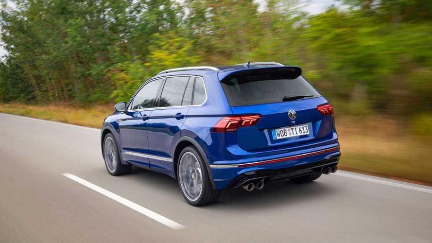 Volkswagen dévoile les prix de ses Tiguan R et Arteon R