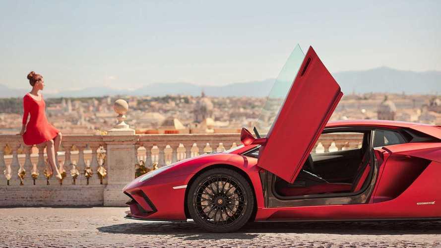 Lamborghini e le regioni d'Italia, viaggio fotografico nella bellezza