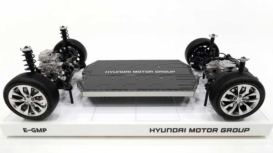 Hyundai E-GMP (Elektro-Plattform)