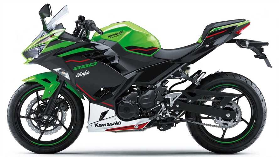Kawasaki Ninja 250 KRT Edition