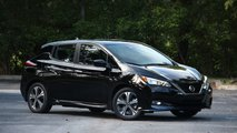 2020 Nissan Leaf Plus: Driving Notes