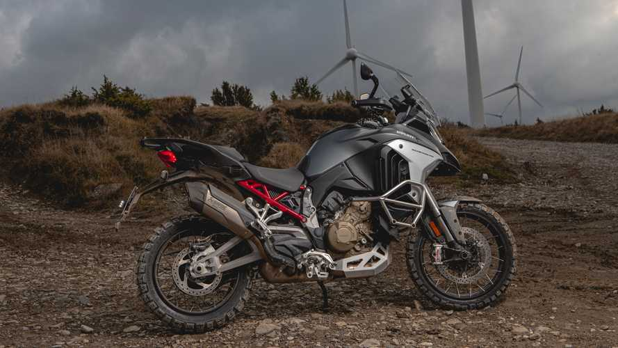First Ride: 2021 Ducati Multistrada V4 Details