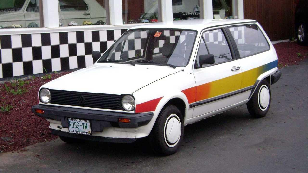 Volkswagen Öko-Polo (1988)