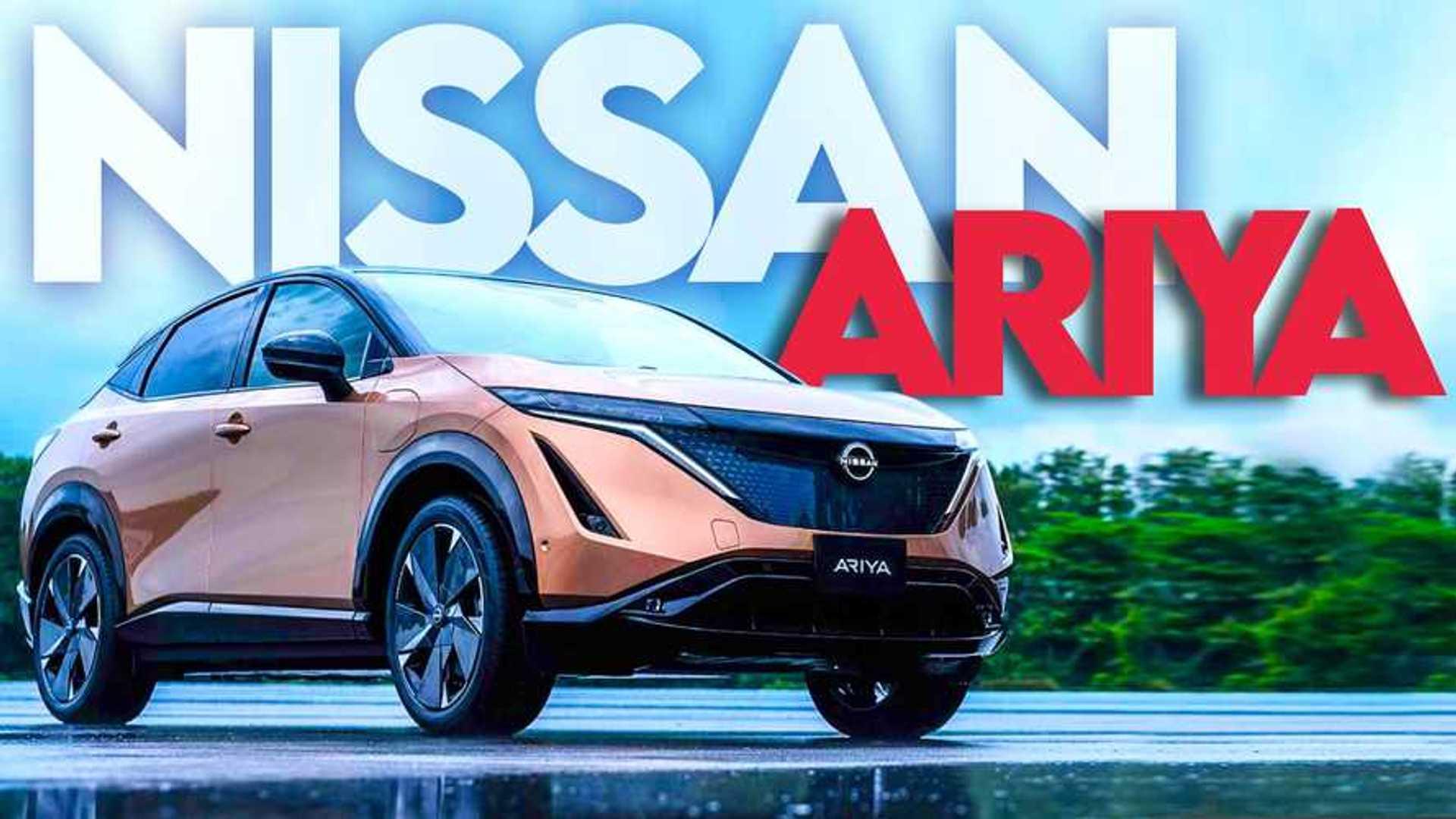 Nissan Ariya: Everything You Need To Know
