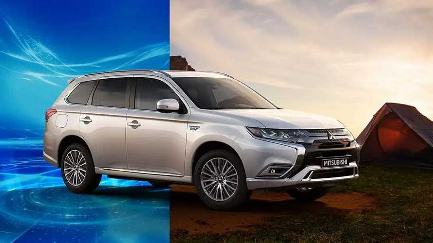 US: Mitsubishi Outlander PHEV Sales Down In Q4 2020