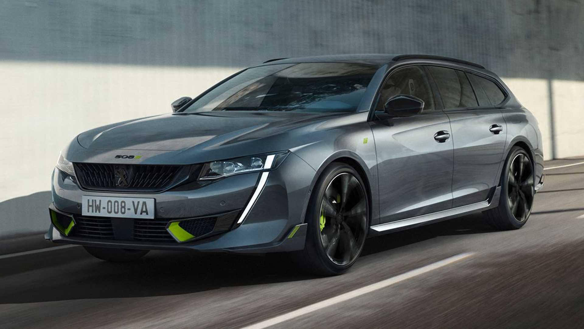 Версии Peugeot Planning Performance для каждой продаваемой модели