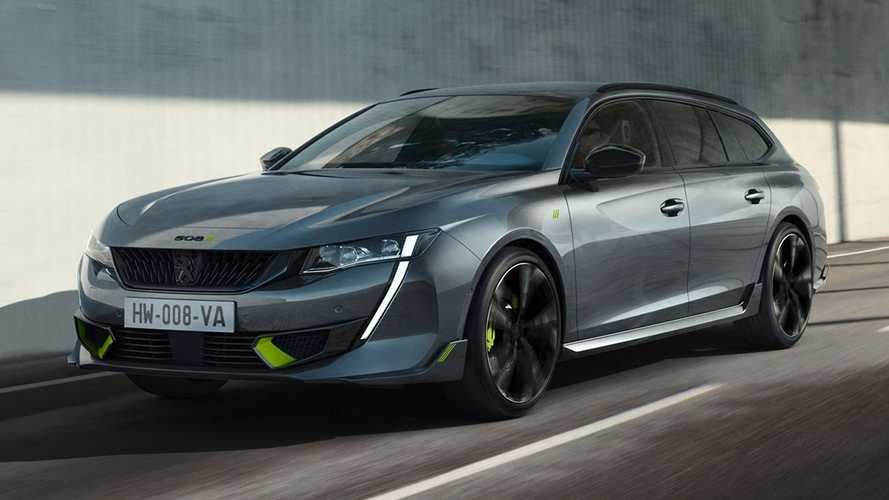 Peugeot planning performance versions for every model it sells