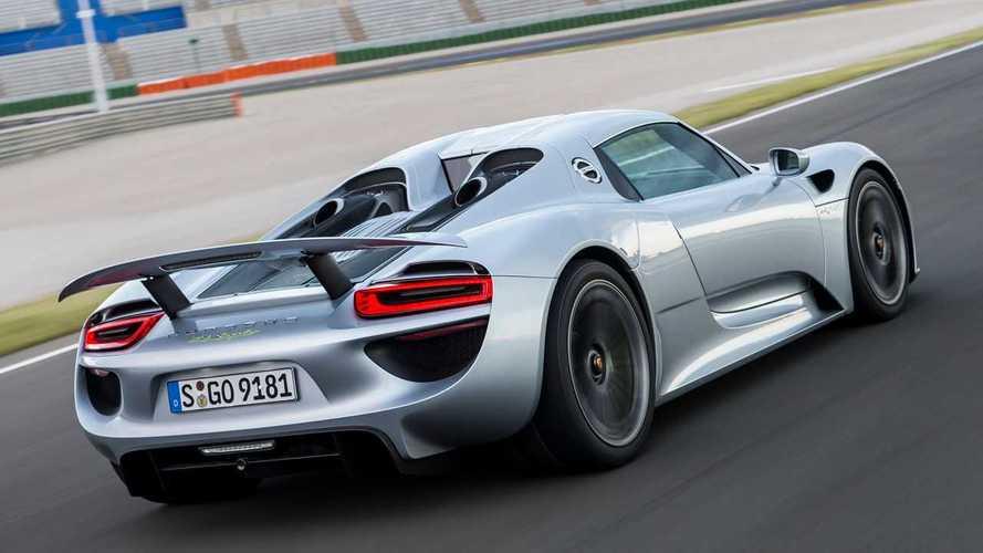 Porsche опроверг разработку нового гиперкара