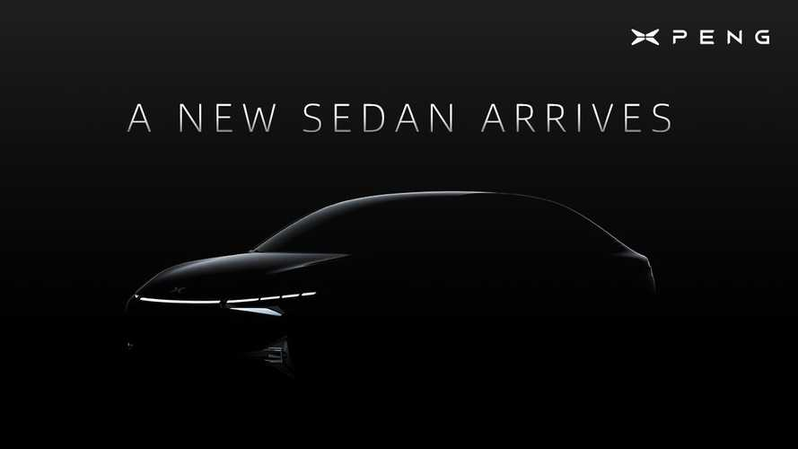 Rival da Tesla, Xpeng Motors divulga imagem de um novo sedã elétrico