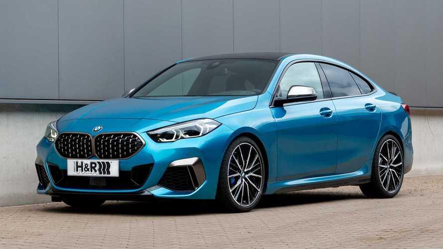 H&R-Sportfedern auch für das BMW2er Gran Coupé xDrive