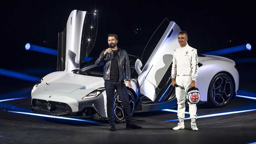 MMXX, la grande notte del Tridente Maserati e della MC20