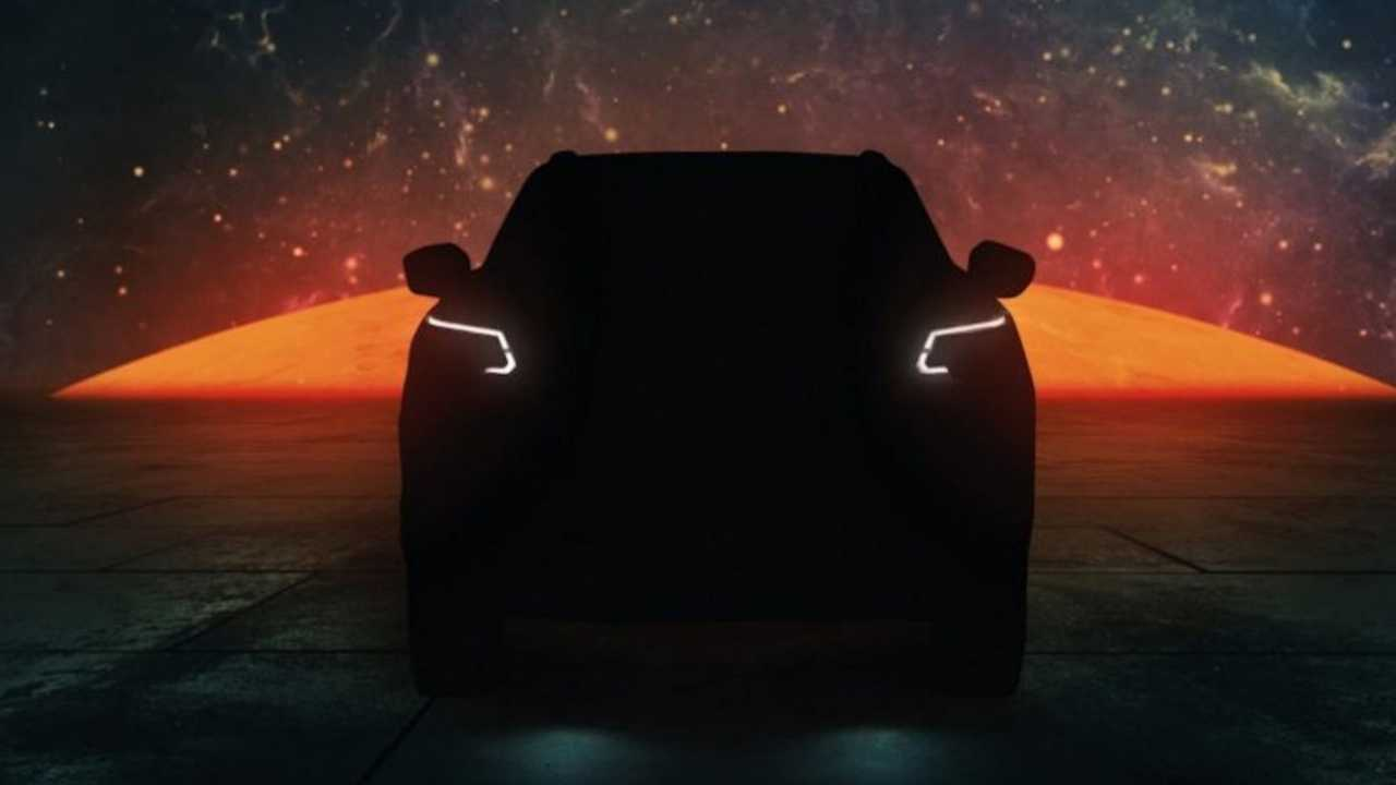 Nissan Terra 2021 - Teaser