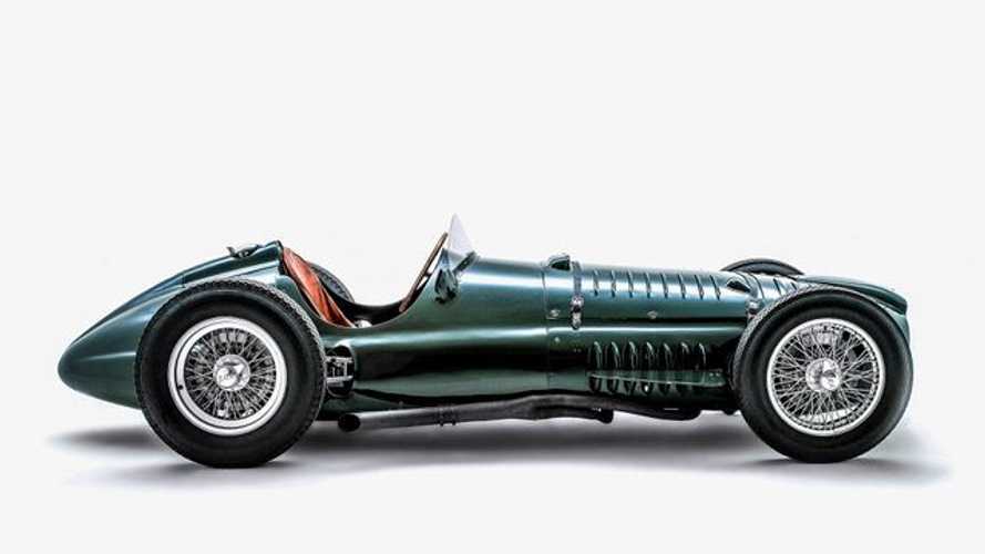 New V16 From BRM To Celebrate 70th Anniversary