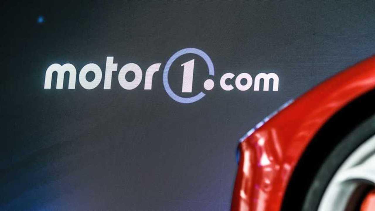 La presentazione del nuovo logo di Motor1.com