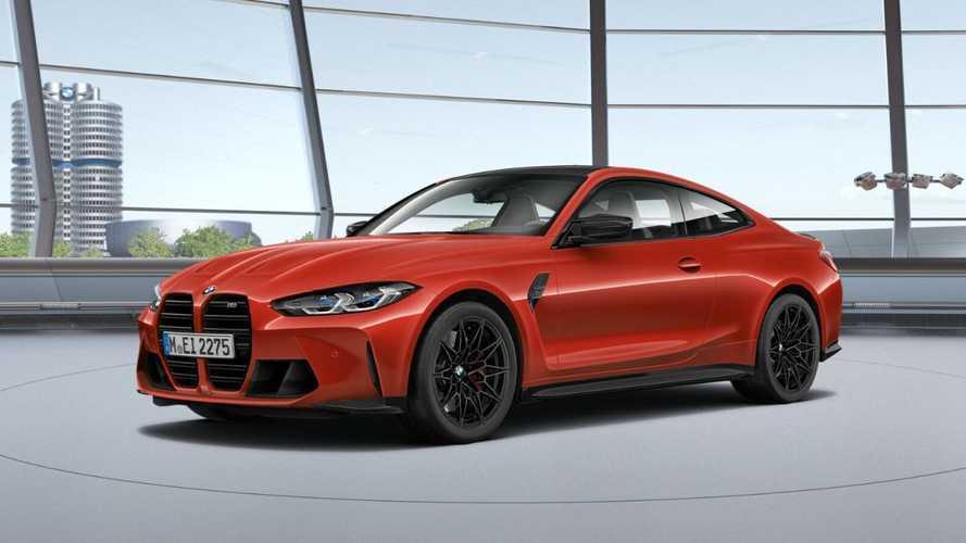 BMW M4 Coupé - Voici nos configurations préférées