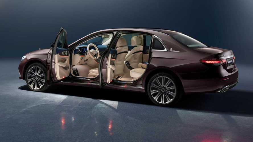 Mercedes-Benz представил самый длинный E-класс