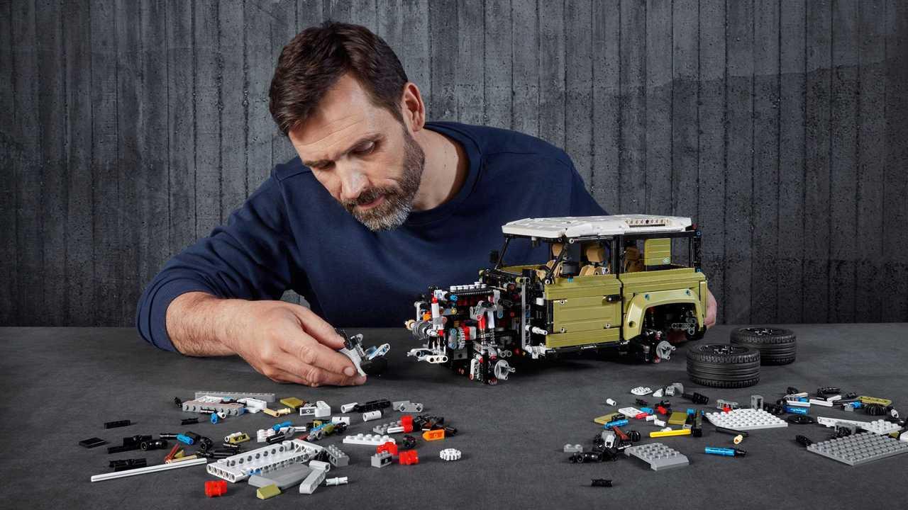 Lego, i 5 modelli più complicati