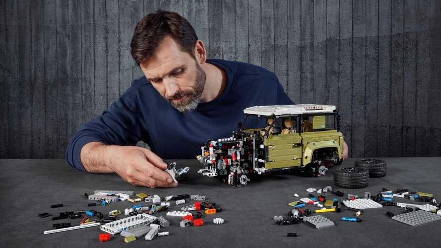 Lego, i 5 modelli auto più complicati e spettacolari