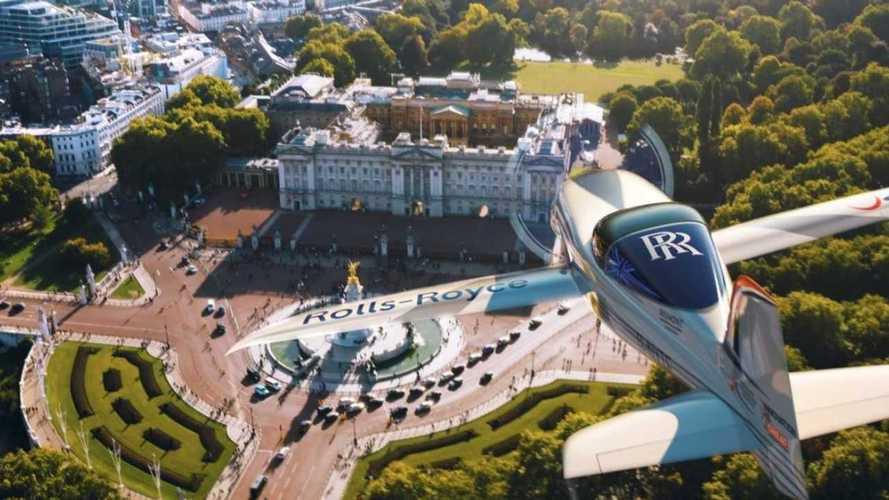 L'avion électrique de Rolls-Royce devrait être le plus rapide du monde