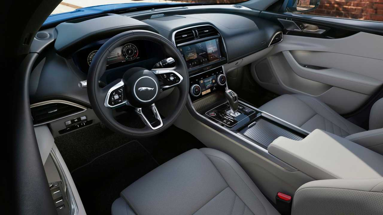 Jaguar Xe Updated With Mild Hybrid Power And Extra Tech