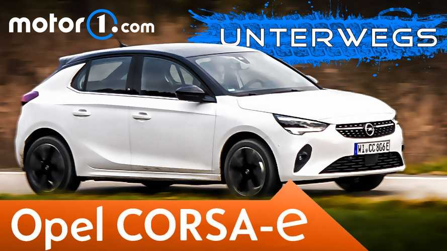 Video: Das beste Elektroauto auf dem Markt? Opel Corsa-e im Test