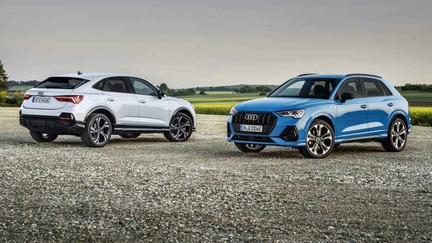 Audi Q3 e Q3 Sportback, anche i SUV compatti diventano ibridi plug-in