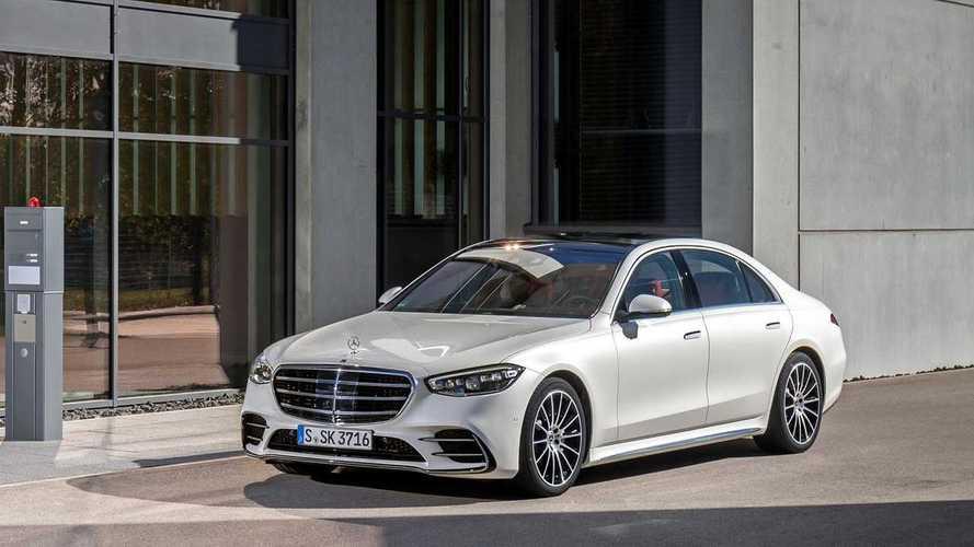 Новый Mercedes-Benz S-класса оценили в рублях