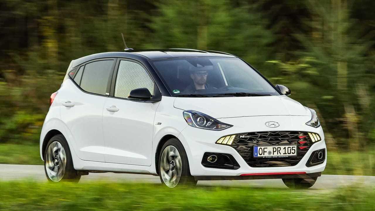 Hyundai i10 N-Line (2020) im Test
