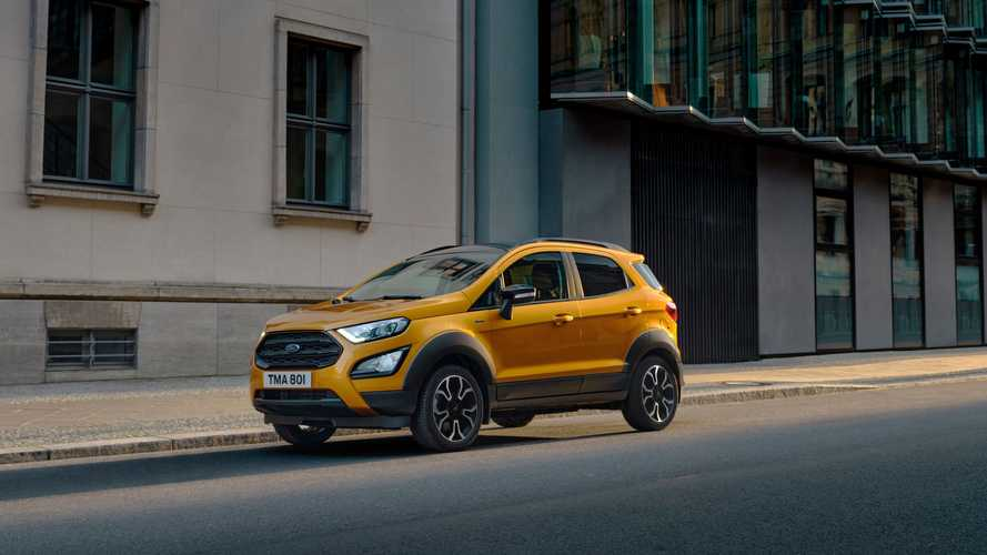 Ford présente la version Active de son EcoSport