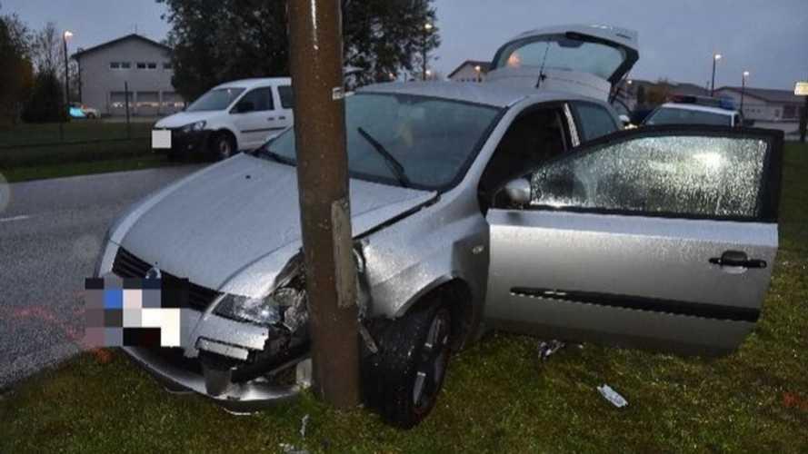 Újabb autós próbált meg menekülni a rendőrök elől