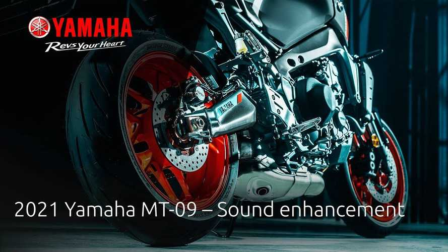 This Is How Yamaha Made The 2021 MT-09 Sound Even Better