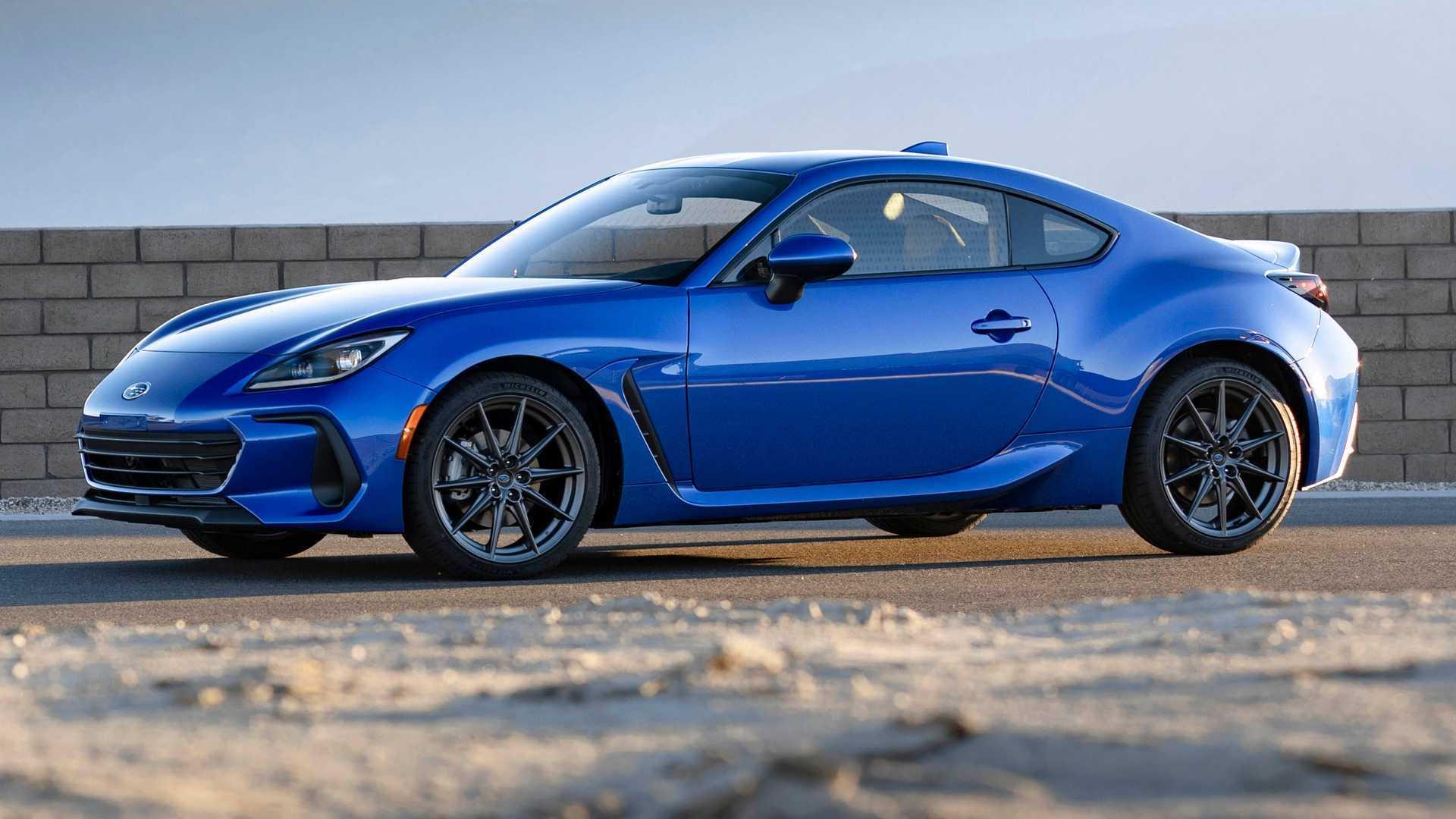 Subaru BRZ (2021) startet in den USA bei knapp 24.000 Euro
