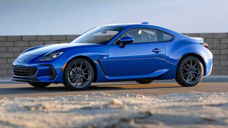 Subaru BRZ (2021): Neue Generation bekommt 230-PS-Sauger