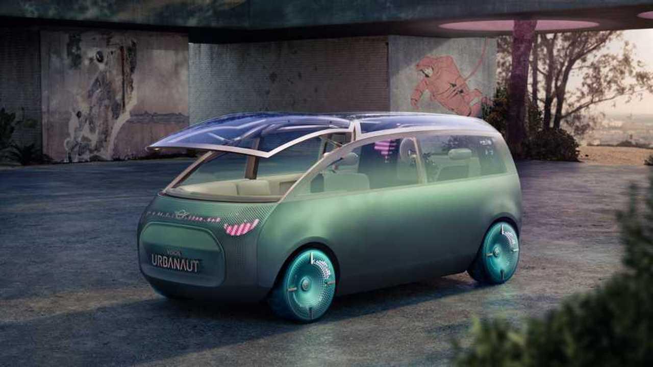 Mini Vision Urbanaut Concept (2020)
