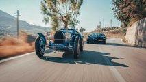 Bugatti Divo y Type 35
