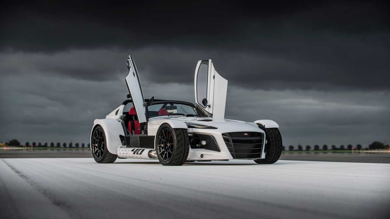 Donkervoort D8 GT - GTO