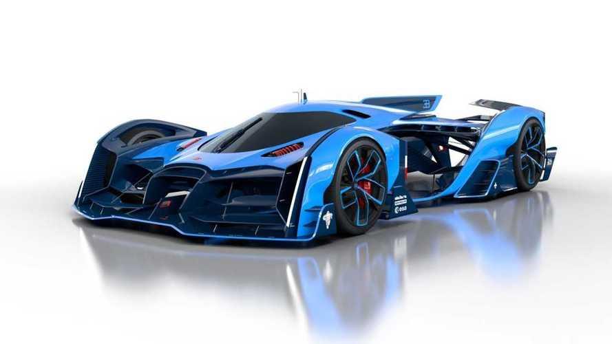 Rumors shock: una Bugatti elettrica estrema con lo zampino di Rimac?