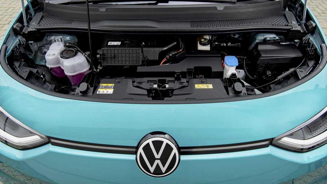 VW ID.3 motor