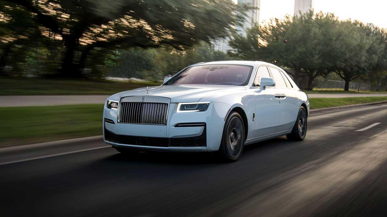 2021 Rolls Royce Ghost Exterior 5294452